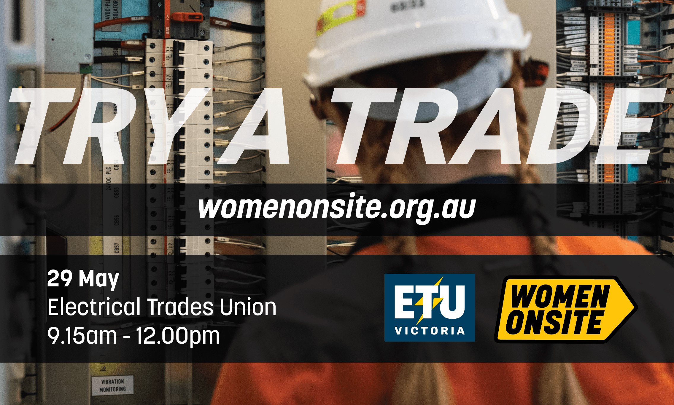 ETU Womens Industry Day