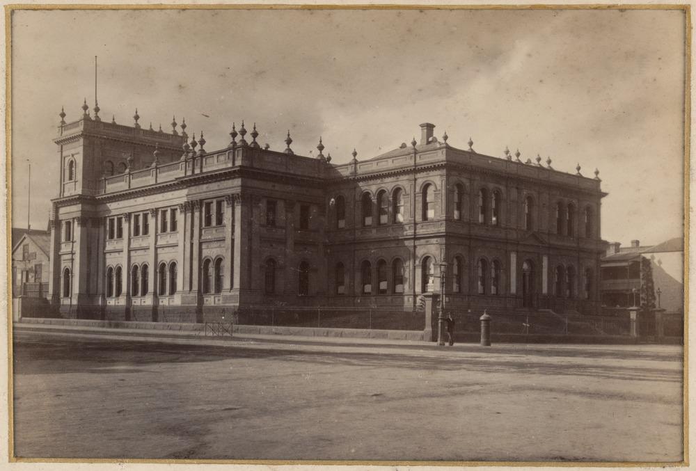 Trades Hall 1889