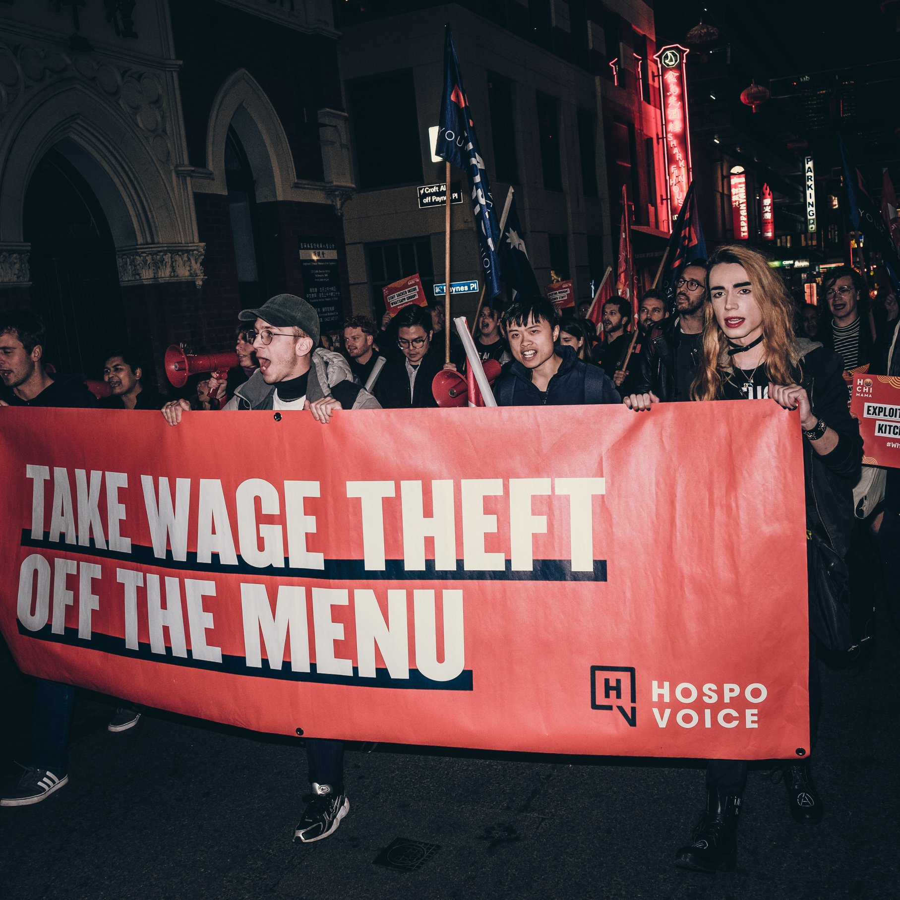 Wage theft action