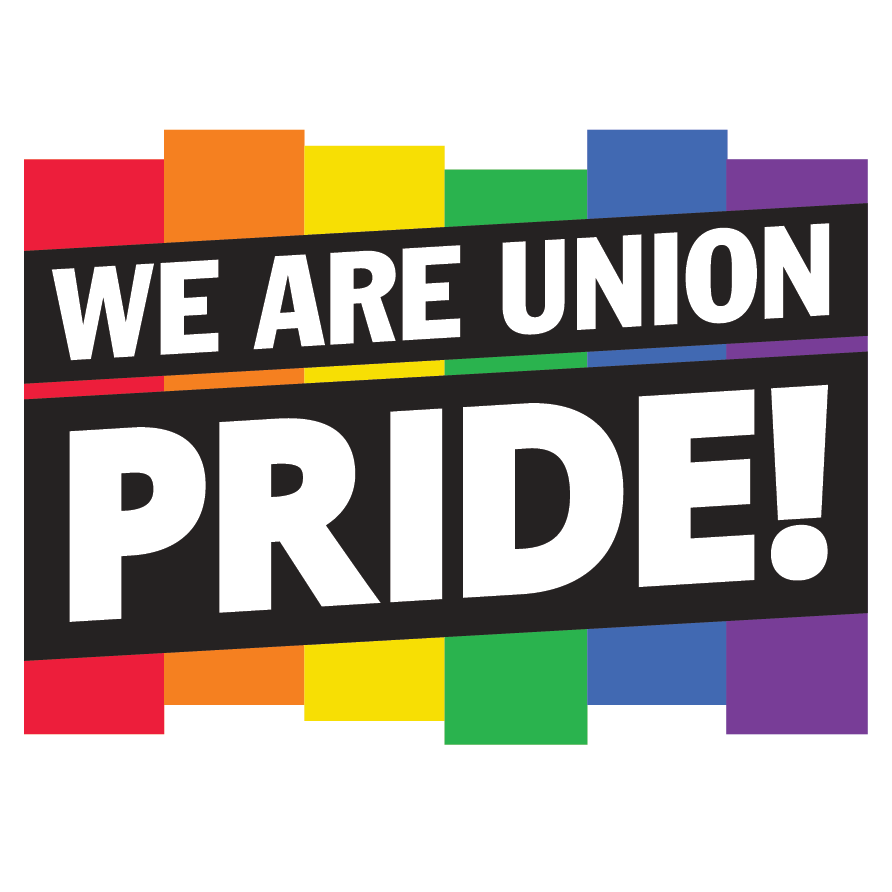 We Are Union Pride