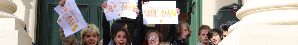 Young workers' concerns over Federal Government subsidising exploitation