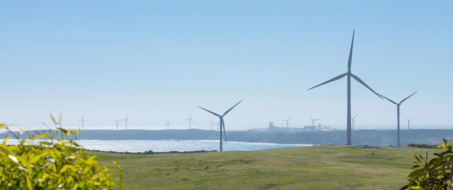 Supporting a renewable wind energy future