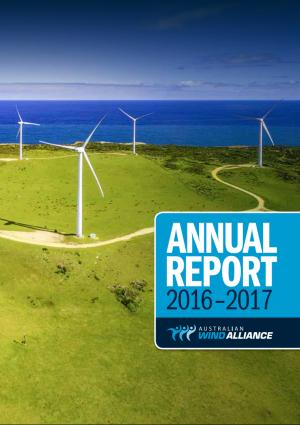 Annual report 2016/17