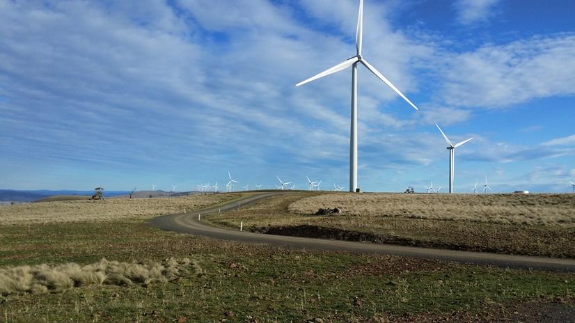 Boco Rock Wind Farm