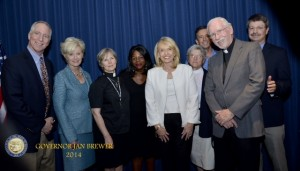 1404 - VIP - Governor Brewer