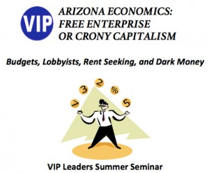 VIP Training on Arizona Economics