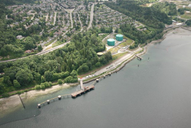 Trans Mountain Review