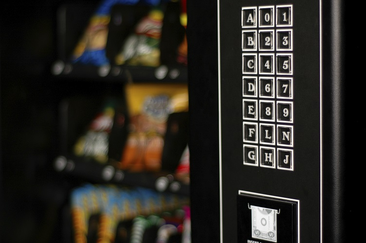 Healthier Vending Machine Options Come to Springdale, Arkansas!