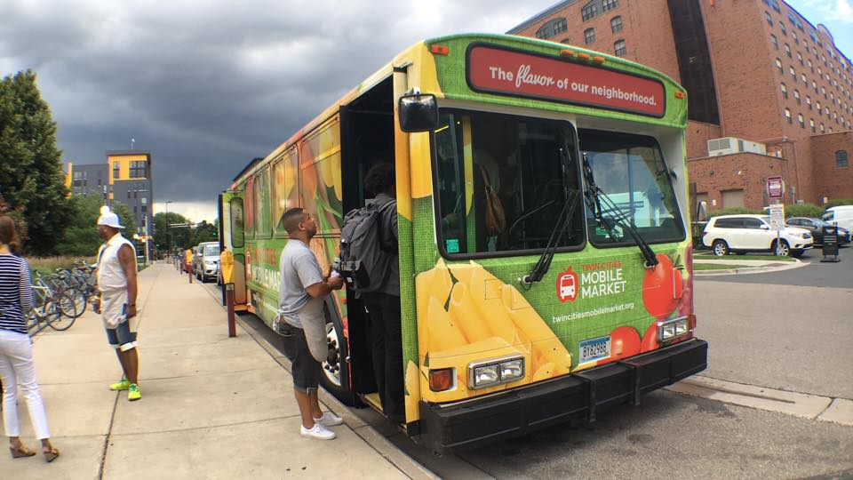 Hop On the Twin Cities Mobile Market