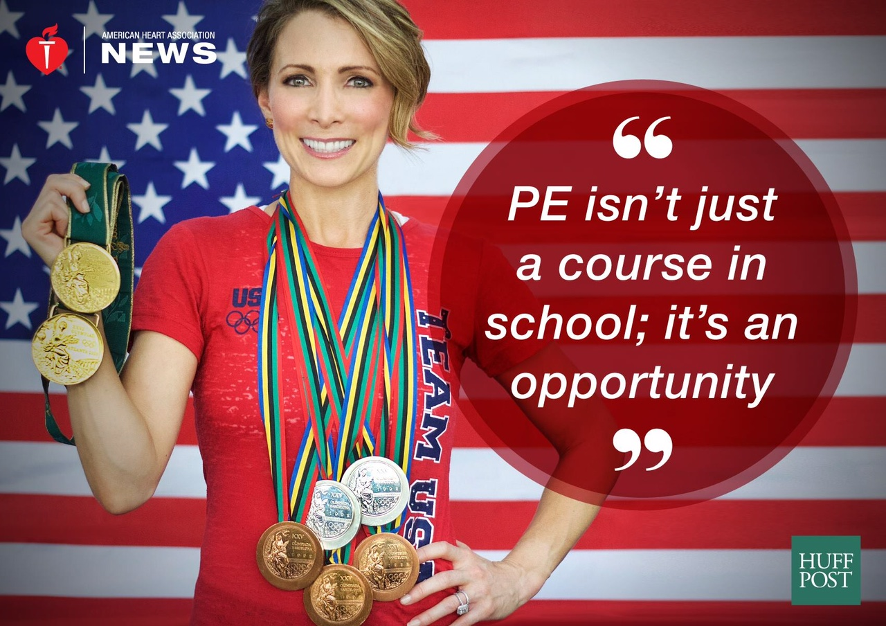 PE Isn't Just a Course in School; It's an Opportunity