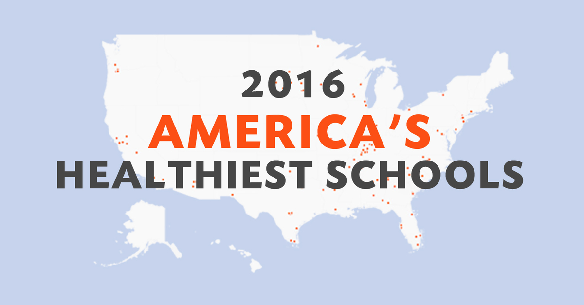 Join the Movement: America's Healthiest Schools