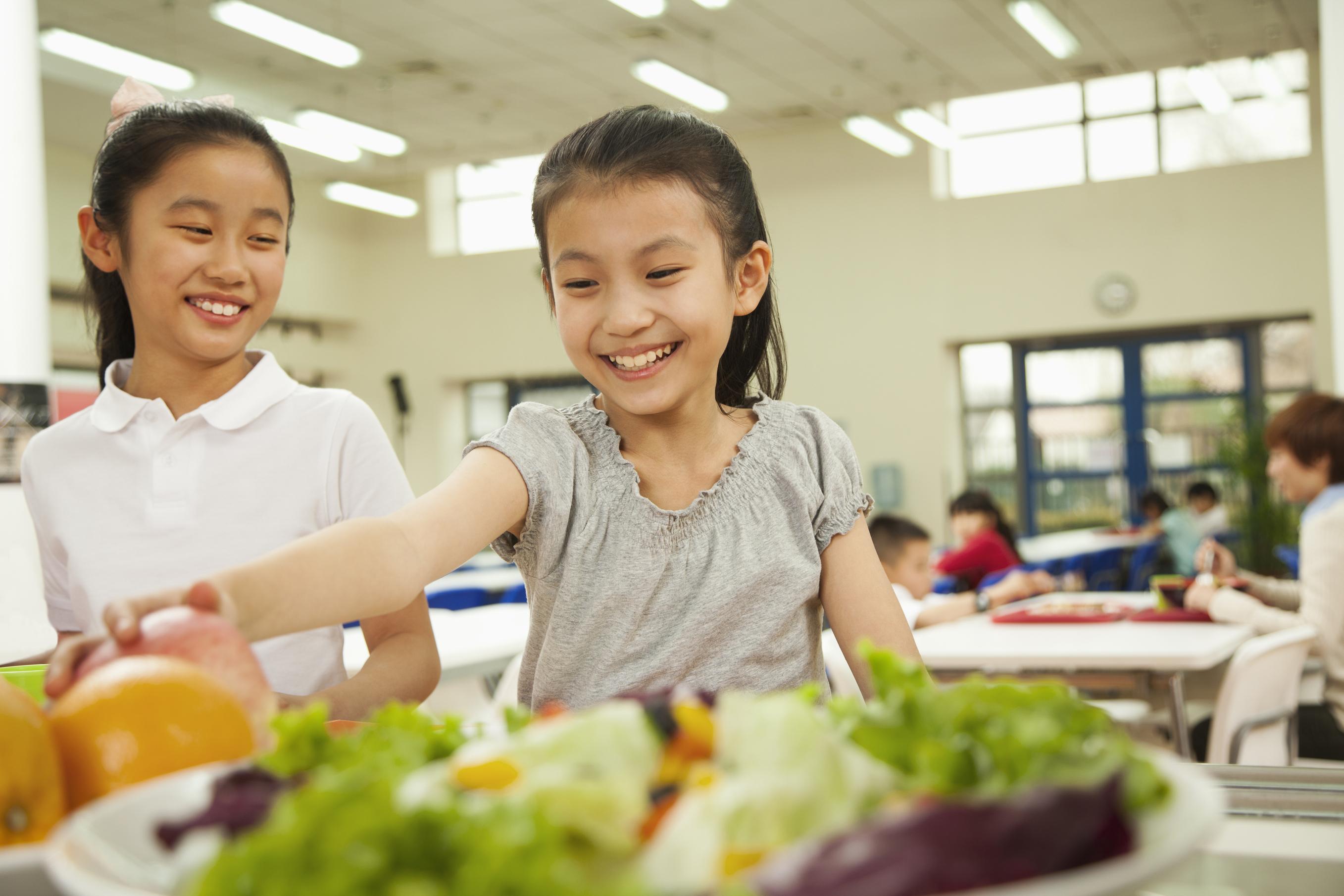 Rhode Island: Strong Standards for School Snacks!