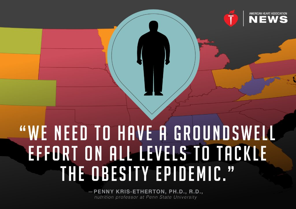 Obesity Lower in Four States, Remains High Among Minorities in National Report