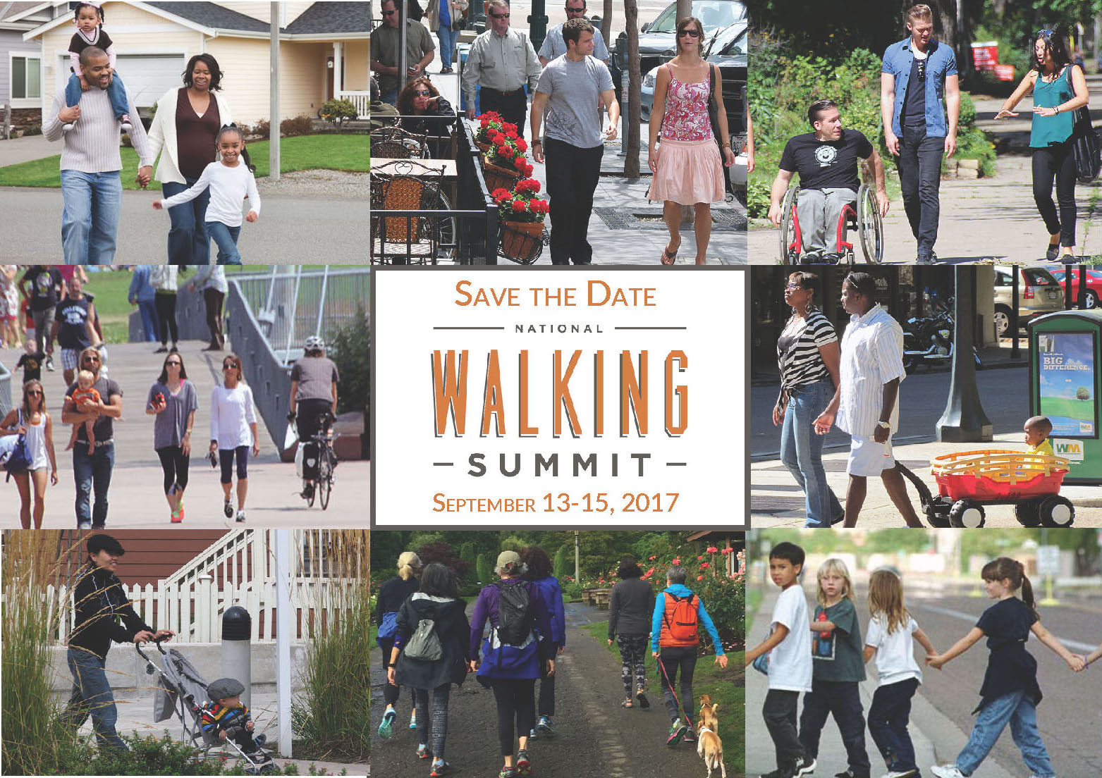 National Walking Summit Call for Proposals