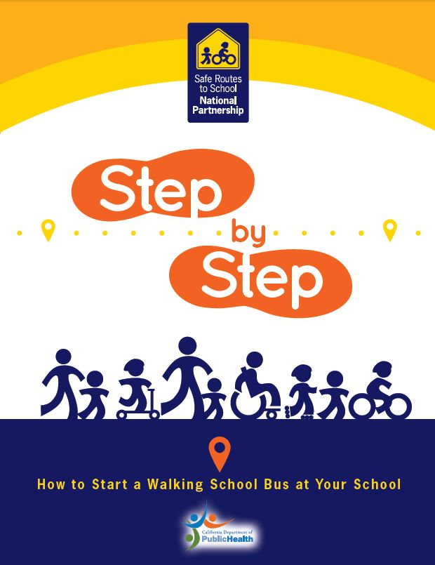 How to Start a Walking School Bus at Your School