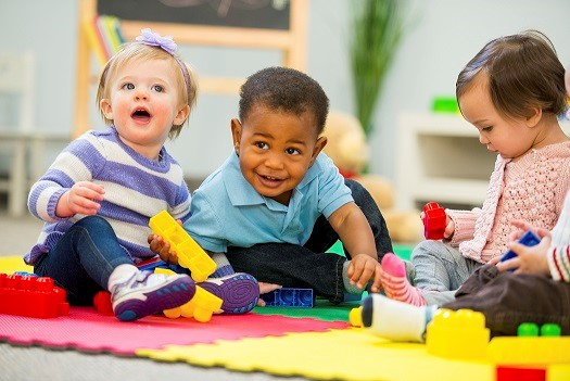 Better Nutrition and Active Play in Early Care and Education is Critical to Healthy Futures