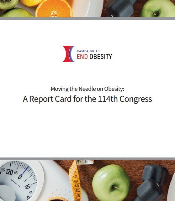 New Resource: A Report Card on Congressional Action