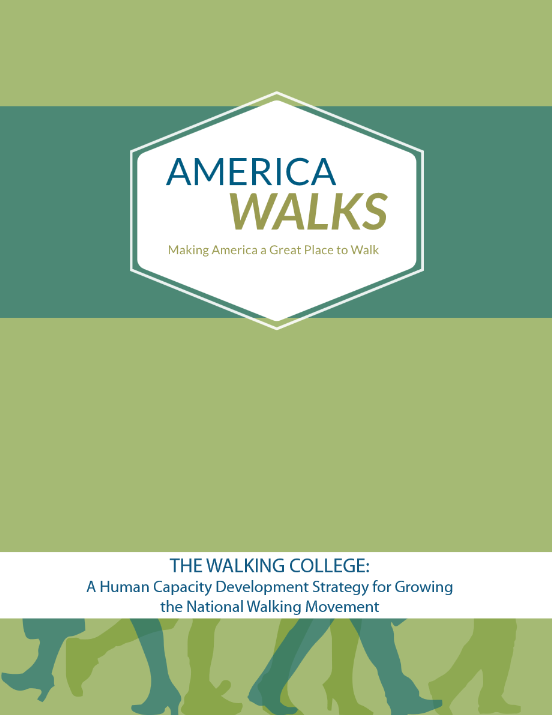 Walking College Report Released