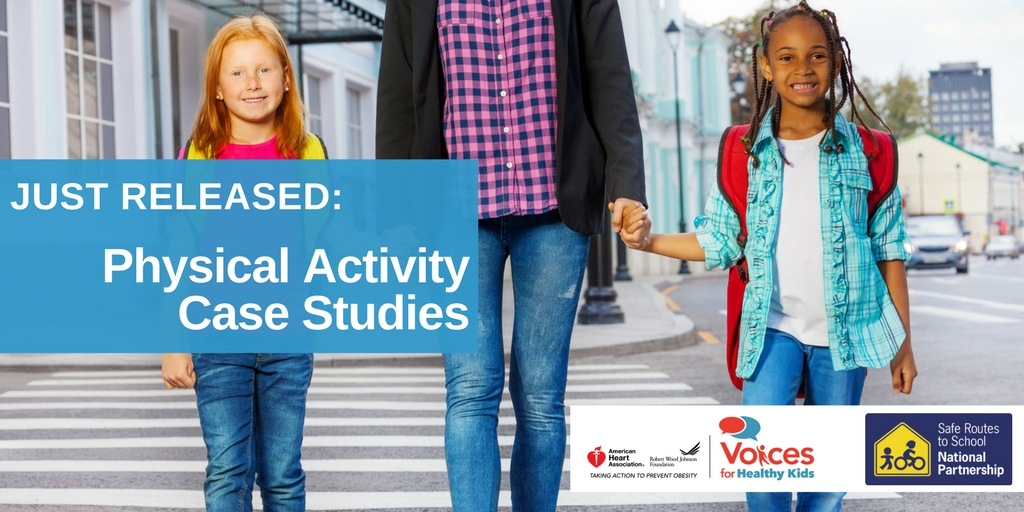 Just Released: Physical Activity Case Studies