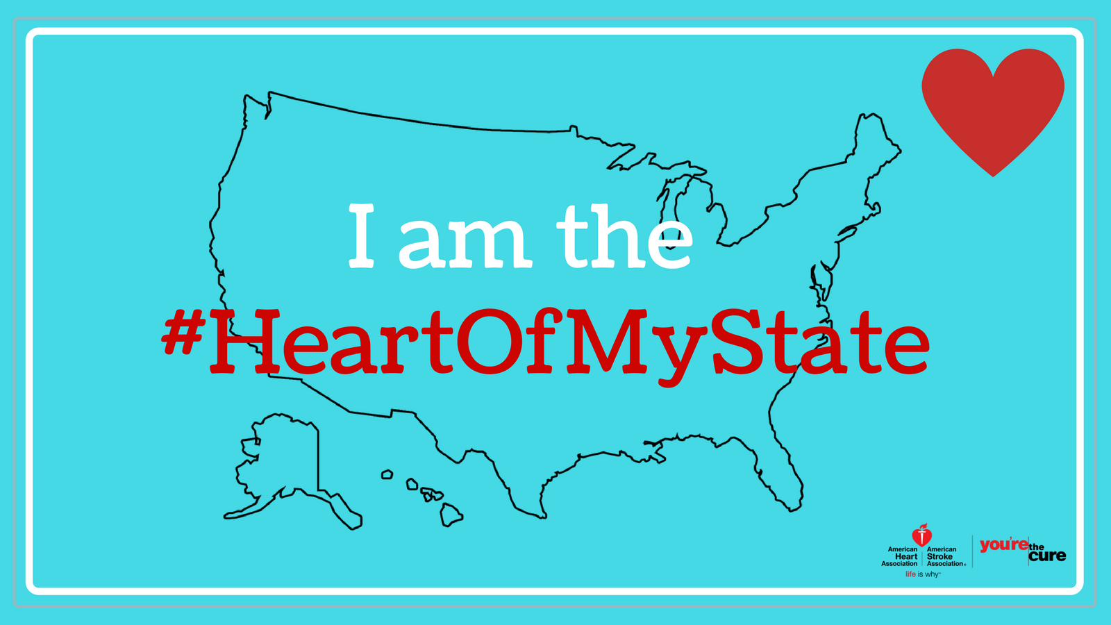 Will You Join the #HeartOfMyState?