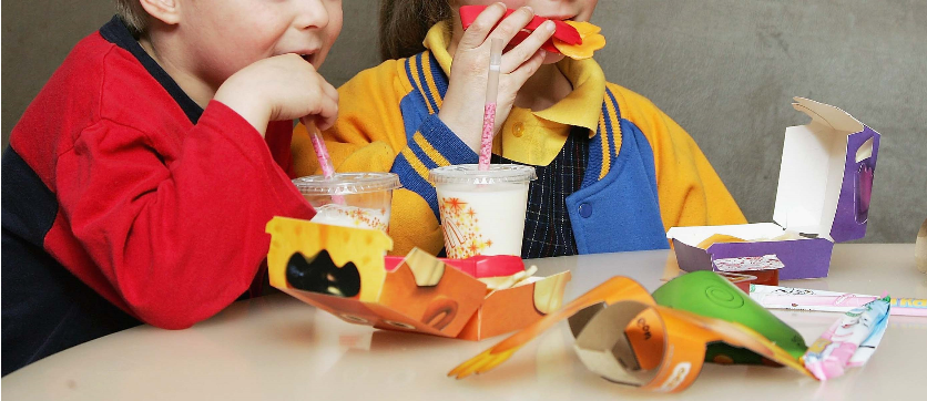 Study finds kids' meals not improving much despite initiative