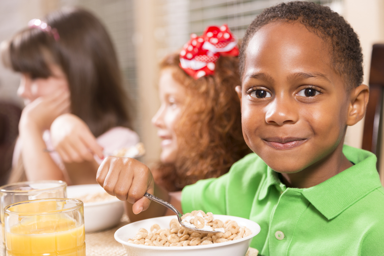 Texas Among Top States in National School Breakfast Program Participation