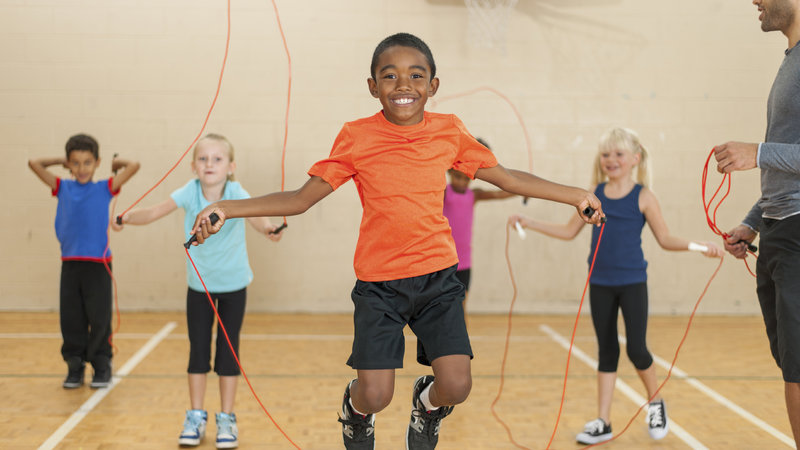 Progress in Washington: Healthier Kids through Improved Physical Education