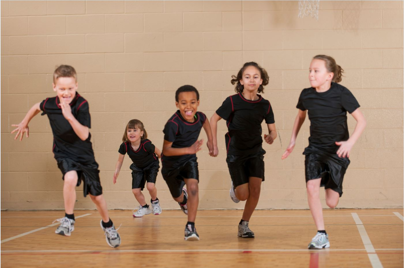 Slight Increase in Kid's Physical Activity Reduces Health Risks