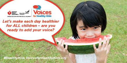 How Can We Make Each Day Healthier for All Children?