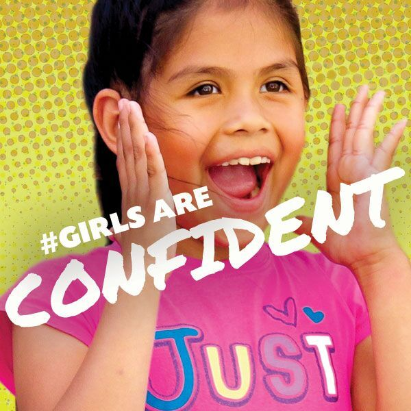 Join the #GirlsAre Movement