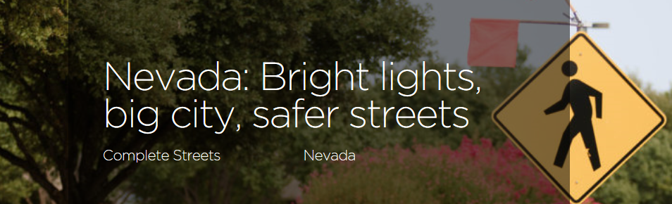 Nevada: Bright lights, big city, safer streets