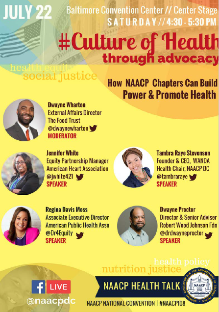 Attending NAACP This Week?