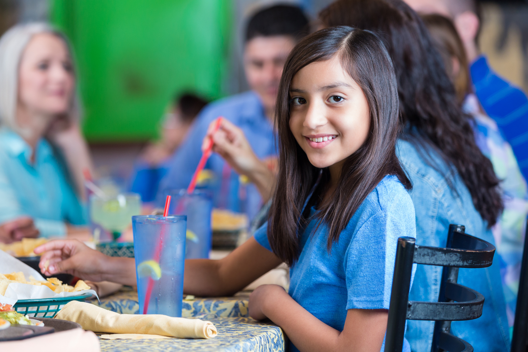 Healthy Drinks Should Be the Only Option in Kids' Meals