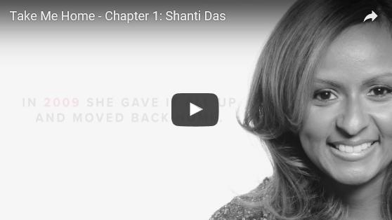 Take Me Home: AHA EmPOWERED To Serve Ambassador, Shanti Das, Featured in Film Festival
