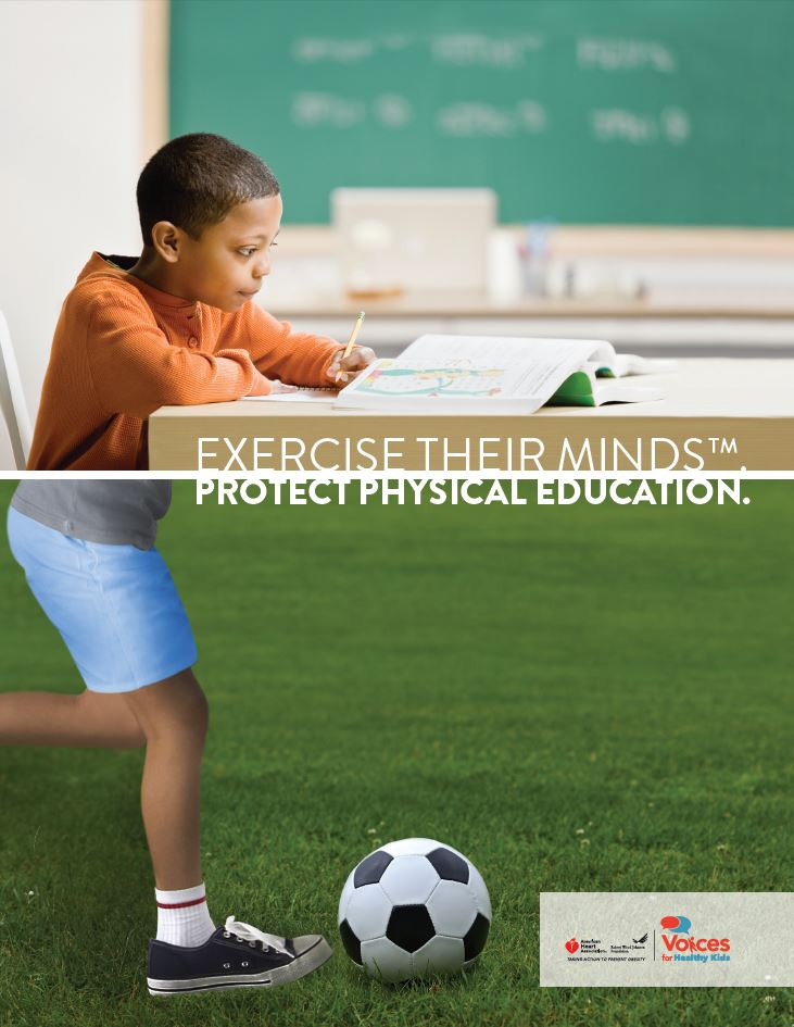Exercise their Minds™. Protect PE.