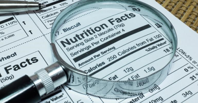 AHA Opposes Delay of Revised Nutrition Facts Label