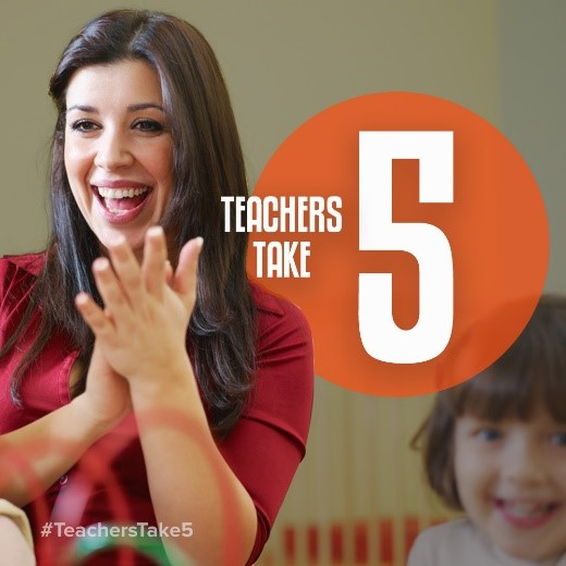 Teachers, TAKE 5