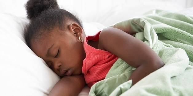 Weight Gain in Kids Could Be from Lack of Sleep