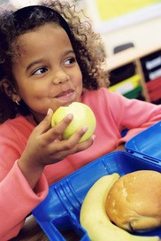 New Economic Finding Supports Interventions that Get Healthier Foods in Schools