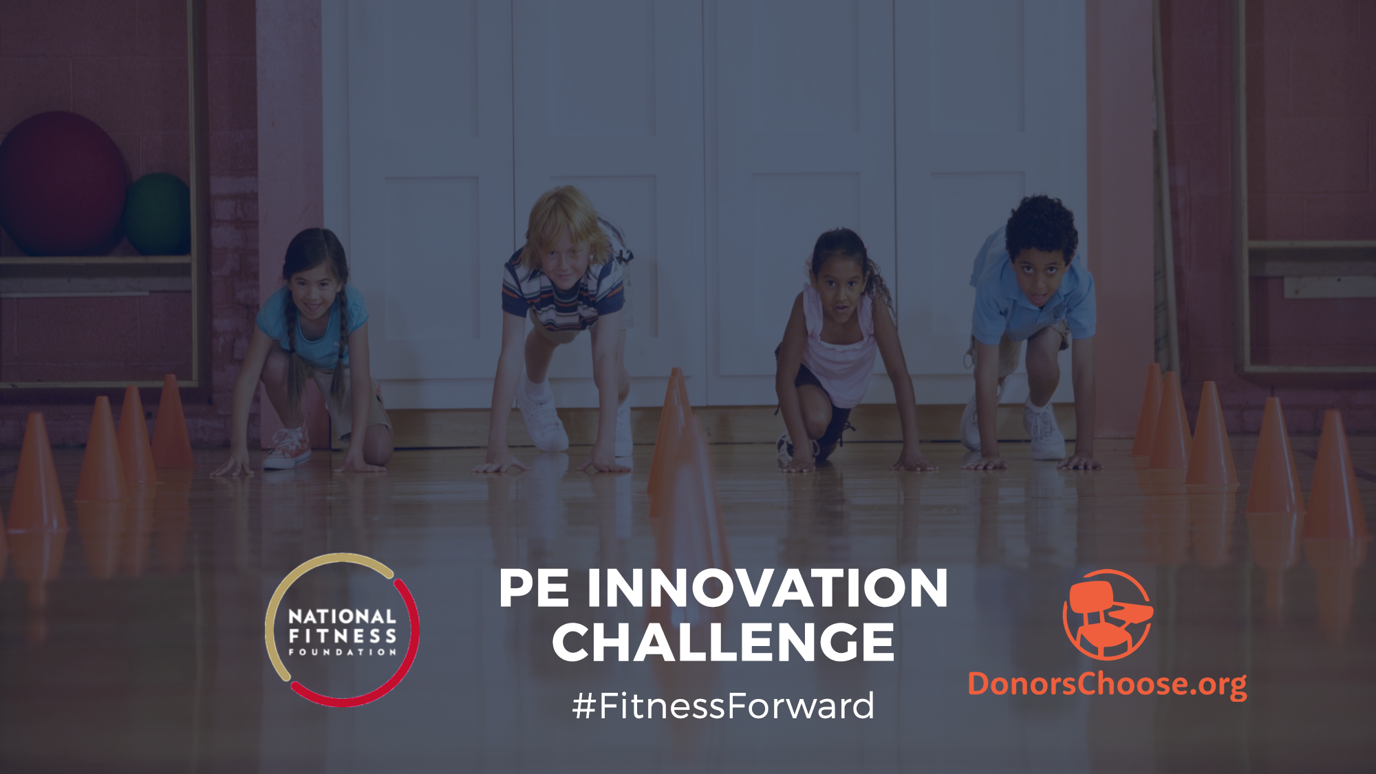 National Fitness Foundation Lifts Up Hundreds of Fitness Ideas through PE Innovation Challenge
