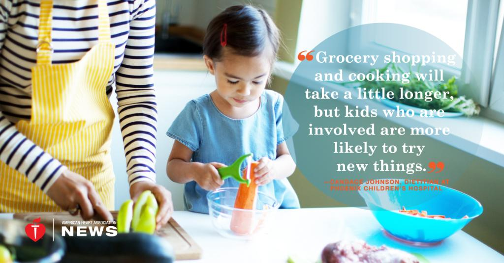 Here's the secret to creating healthy eating habits for kids!