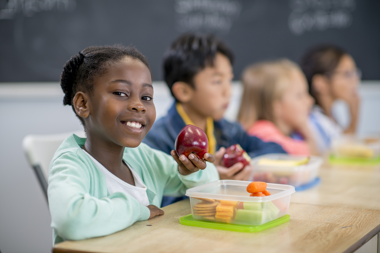 Breaking News: RI Eliminates Junk Food Marketing in Schools!