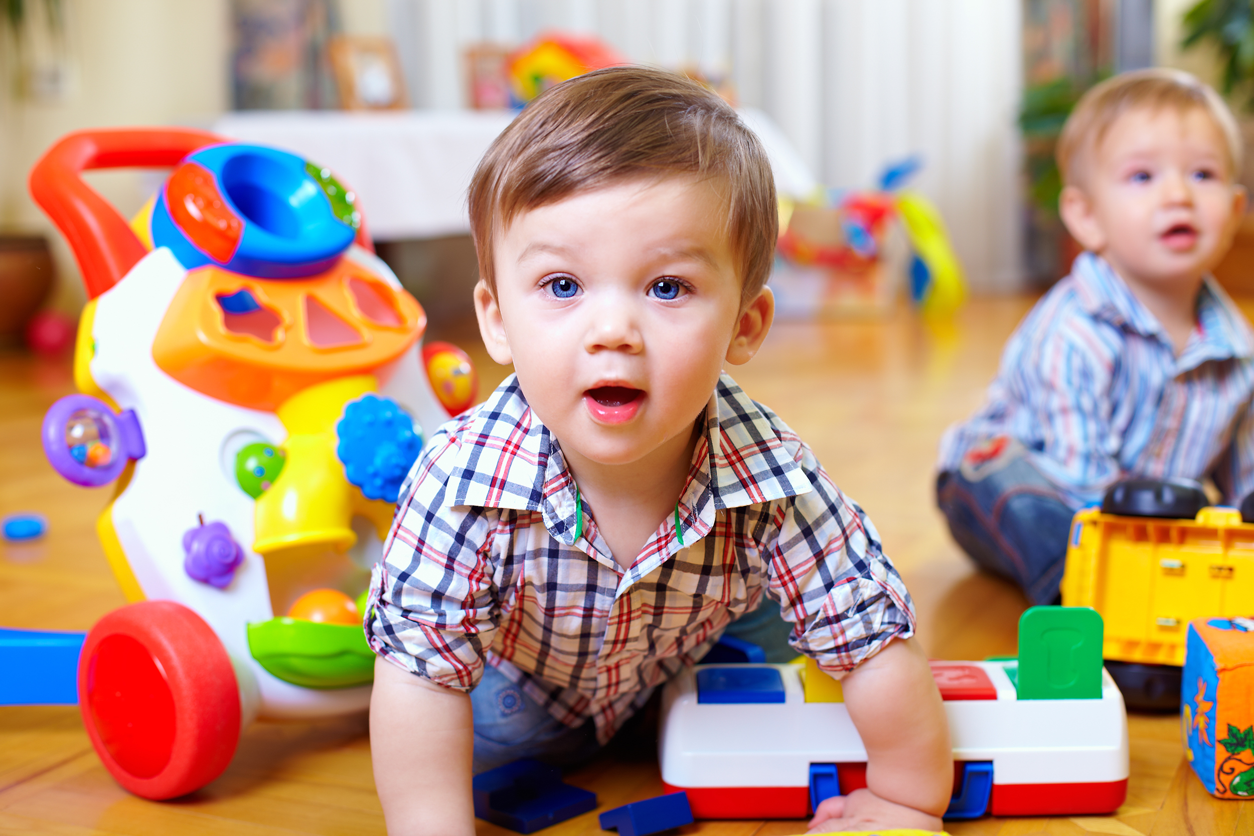 Many Infants and Toddlers Lack Access to Licensed Child Care