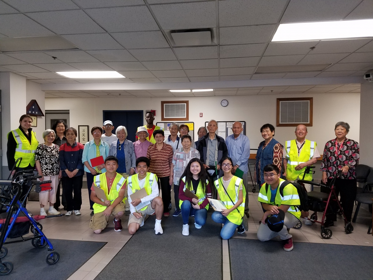 Safe Routes to Groceries in Cleveland's AsiaTown