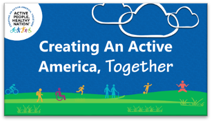 The CDC's Active People, Healthy Nation Web is Live!