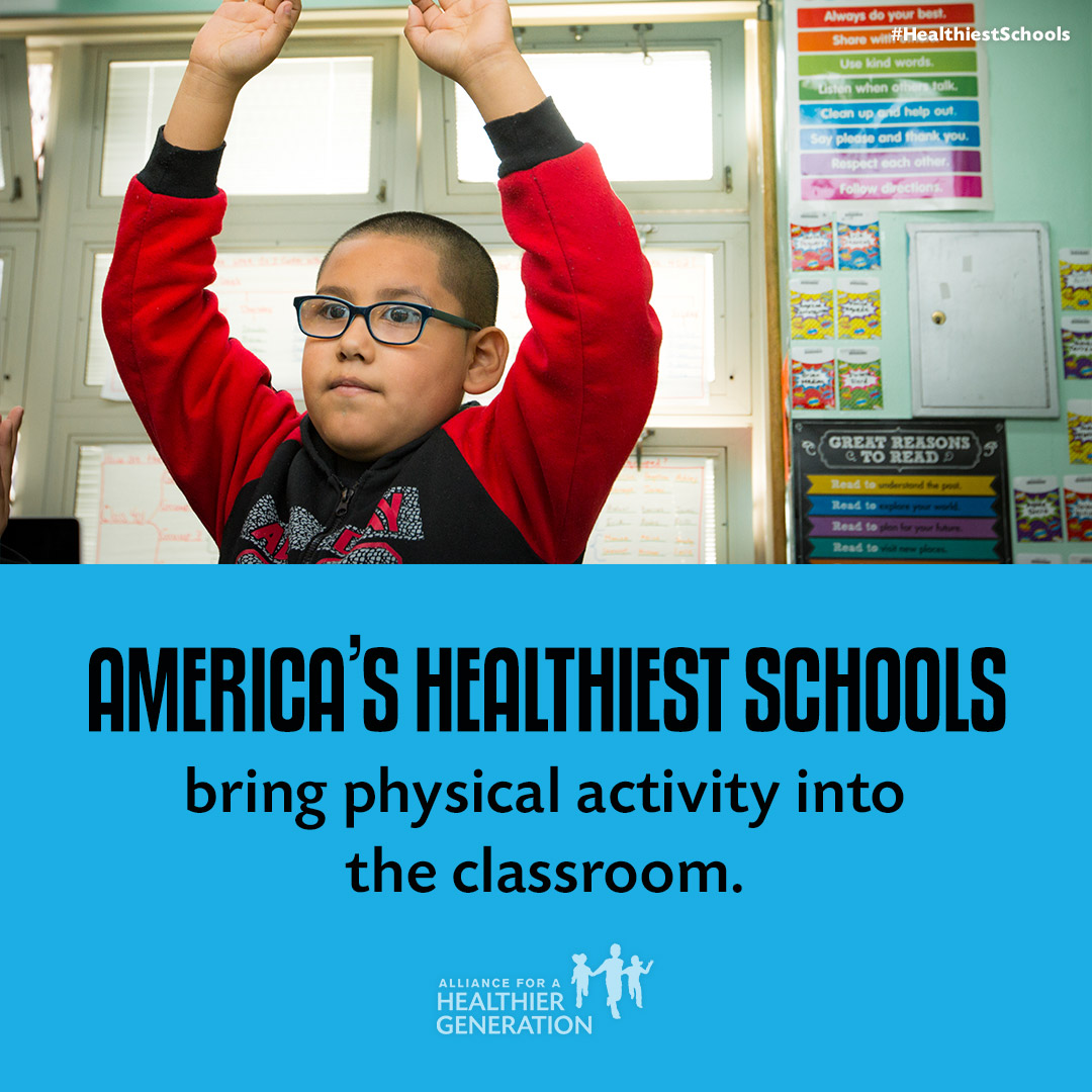 Policy into Practice: Q&A With One of America's Healthiest Schools