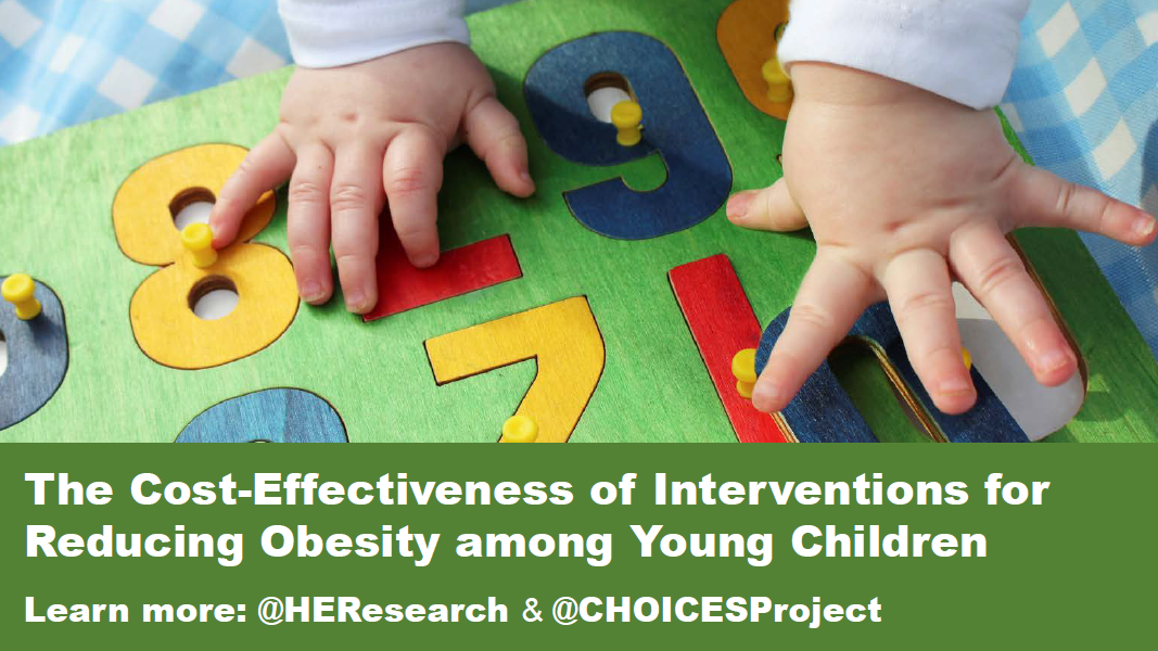 The Cost-Effectiveness of Interventions for Reducing Obesity among Young Children through Healthy Eating, Physical Activity, and Screen Time