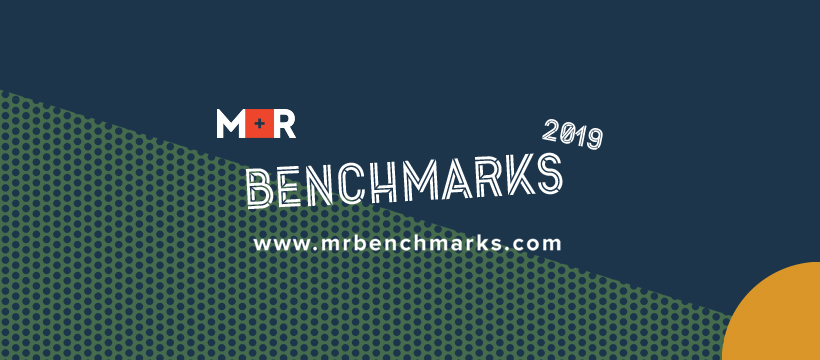 The 2019 M+R Benchmarks Study Is Here!
