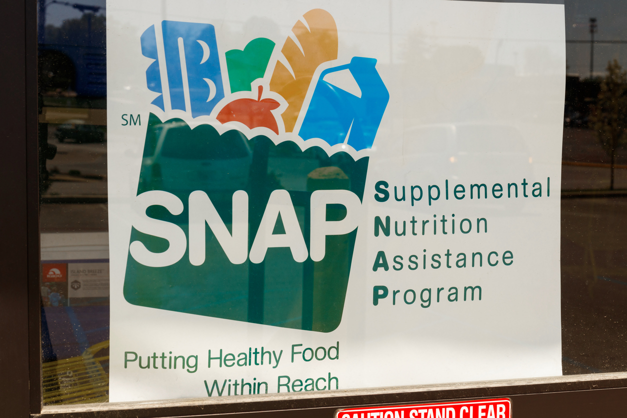 Progress in Texas: SNAP Incentives!