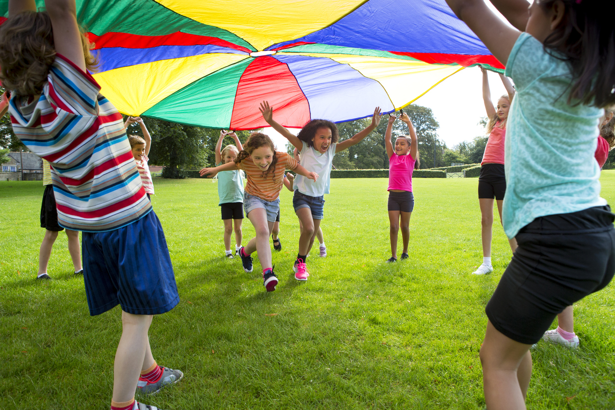 Survey Says? We're Not Prioritizing Our Kids' Physical Health